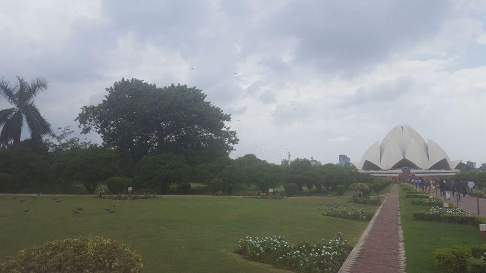 Lotustempel, Delhi