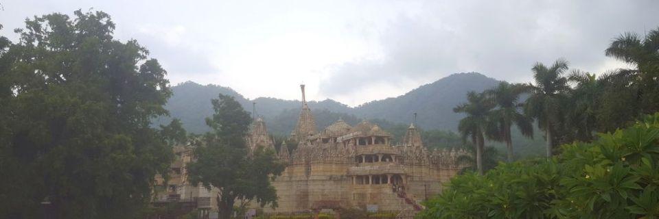 An incredible Indian temple run: der Jain Tempel in Ranakpur