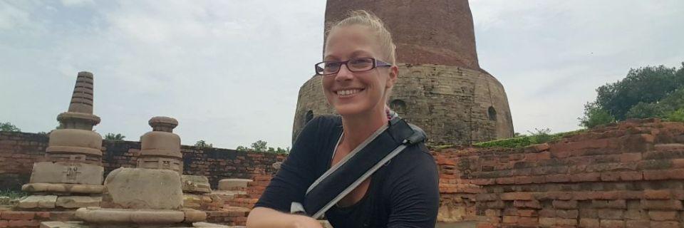 Auf den Spuren Buddhas: Sarnath – Buddhismus mitten im Hinduismus