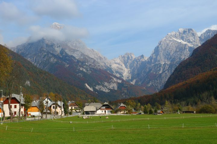 Paragliding in Bovec