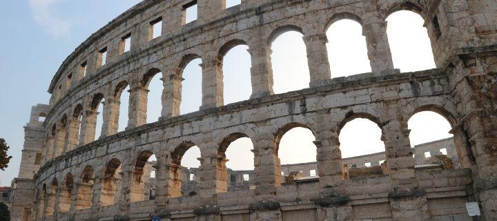 Auf den Spuren der Römer: Pula und Land's End am Kap Kamenjak