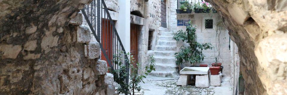 Mein sonniger Vormittag in Trogir – oder: Welcome to Santa Fe