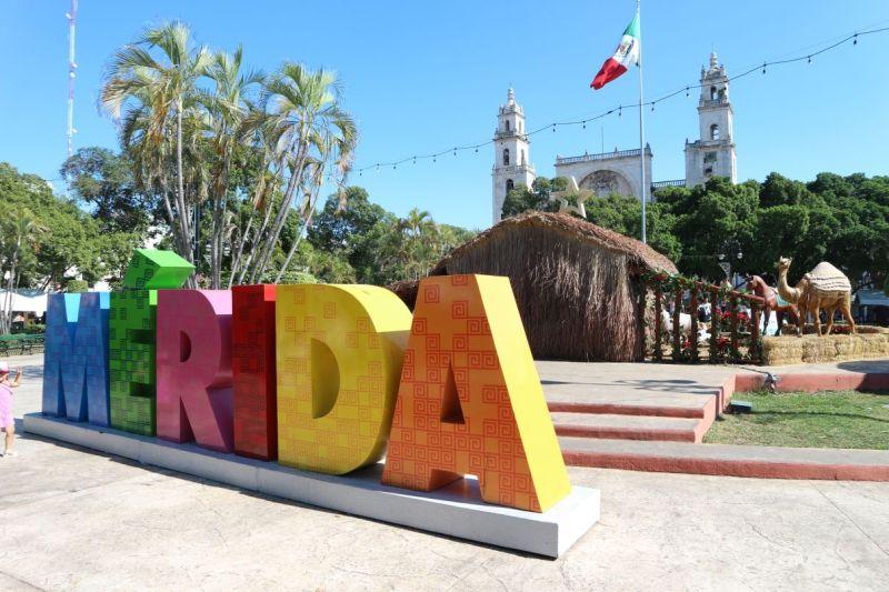 Altstadt von Merida