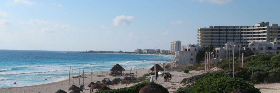Cancun Sightseeing mal anders: Da macht ein Hauch mich von Verfall erzittern…