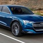 アウディの水素自動車・h-tron-Quattroの実車動画!