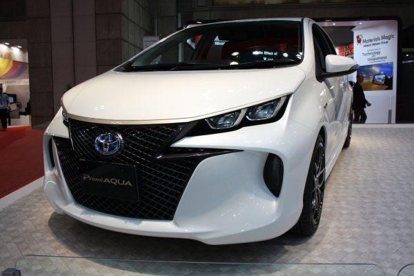 2017トヨタ新型アクア!内外装、発売日、燃費、価格の最新情報! Ɯ�新車情報インデックス