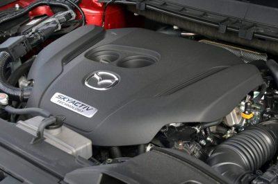 cx-6のエンジン