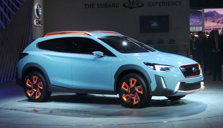 新型スバルxv2017