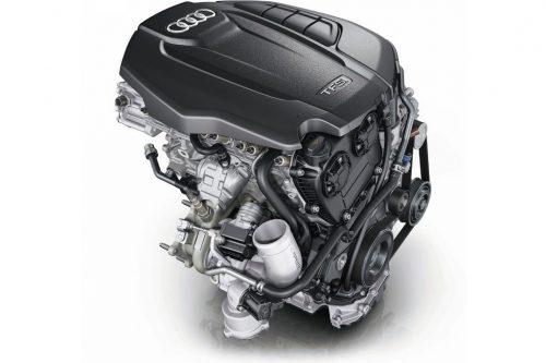 アウディのエンジン