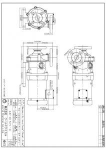 thumbnail of GS-31571-0 4000GS(F)1-èOî`É}-NEMA(BALDOR)