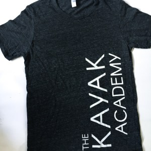 THe Kayak Academy - T-shirt
