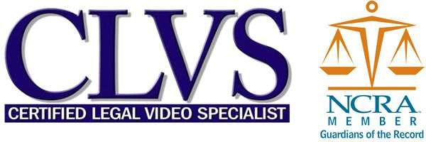 NCRA - CLVS - certified Legal Video Services