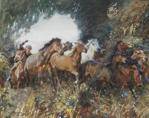 Alfred Munnings