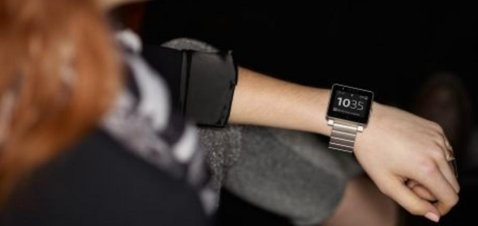 Sony SmartWatch 2 SW2, Leather Black 2
