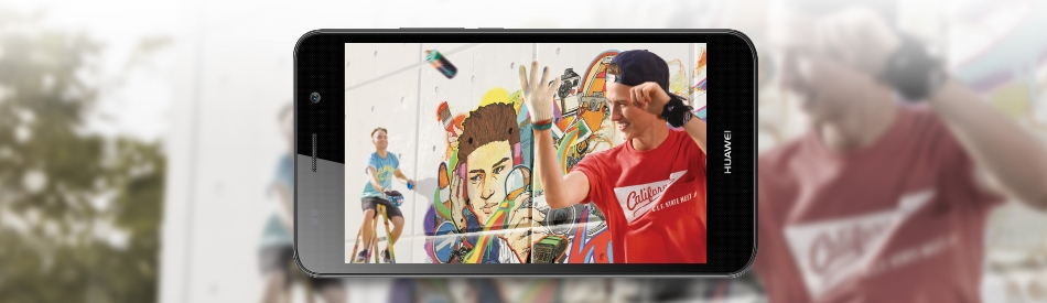 Dual SIM Huawei Y6 1