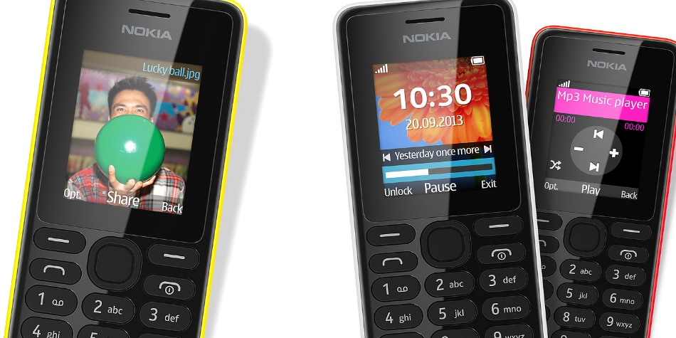 Single SIM Nokia 108