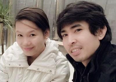Mr. and Mrs. Amador- Daraga, Albay