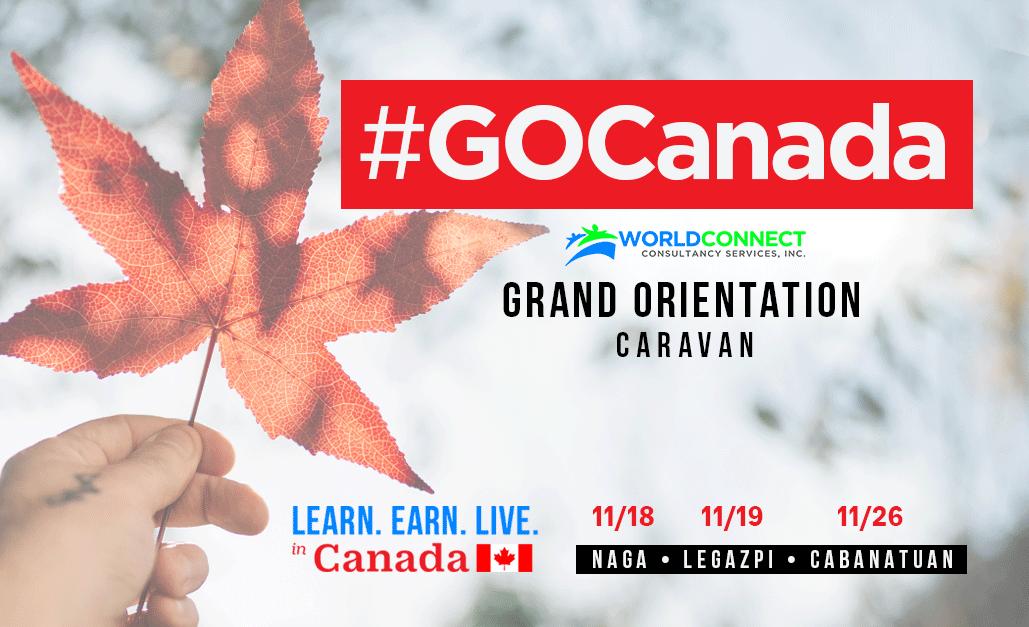 #GOCanada: 2017 Grand Orientation caravan