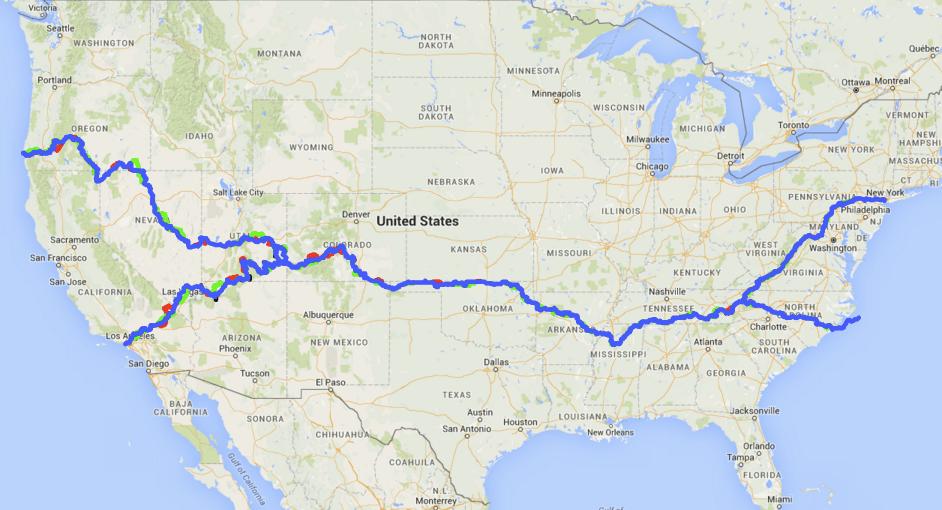Trans America Trail >> TAT - Trans-America Trail - ADV Ride Across the USA ...
