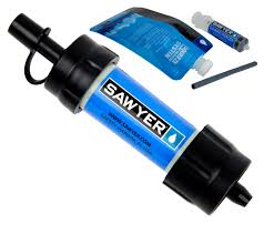 Compact Water Filter Adventure Motorcycle Camping – Sawyer vs Lifestraw