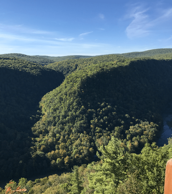 PA Grand Canyon – Great place to ride your Adventure Motorycle