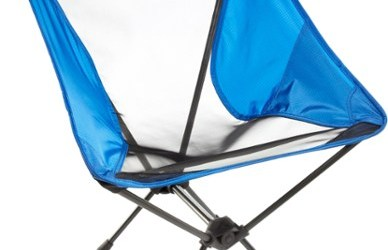 Motorcycle Camping Chair – REI FlexLite Chair