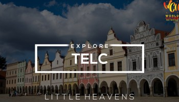 Travel To Telč | Little Heavens Of Czech Republic | World Culture Network
