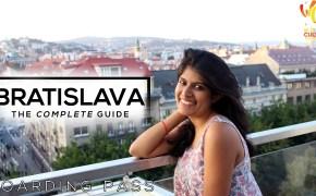 Bratislava City Guide | Boarding Pass