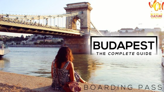Budapest City Guide | Boarding Pass