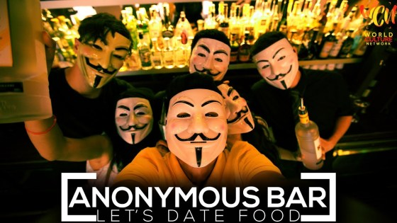 Anonymous Bar, Prague | Let's Date Food