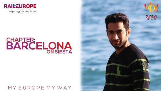 Chapter: Barcelona On Siesta | My Europe, My Way