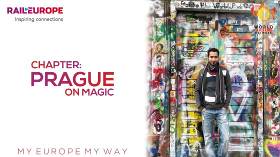 Chapter: Prague On Magic | My Europe, My Way