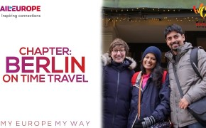 Chapter: Berlin On Time Travel | My Europe, My Way