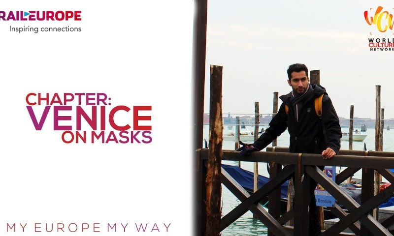 Chapter: Venice on Masks | My Europe, My Way