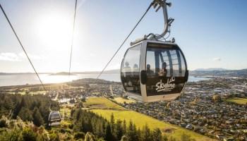 Skyline Rotorua New Zealand