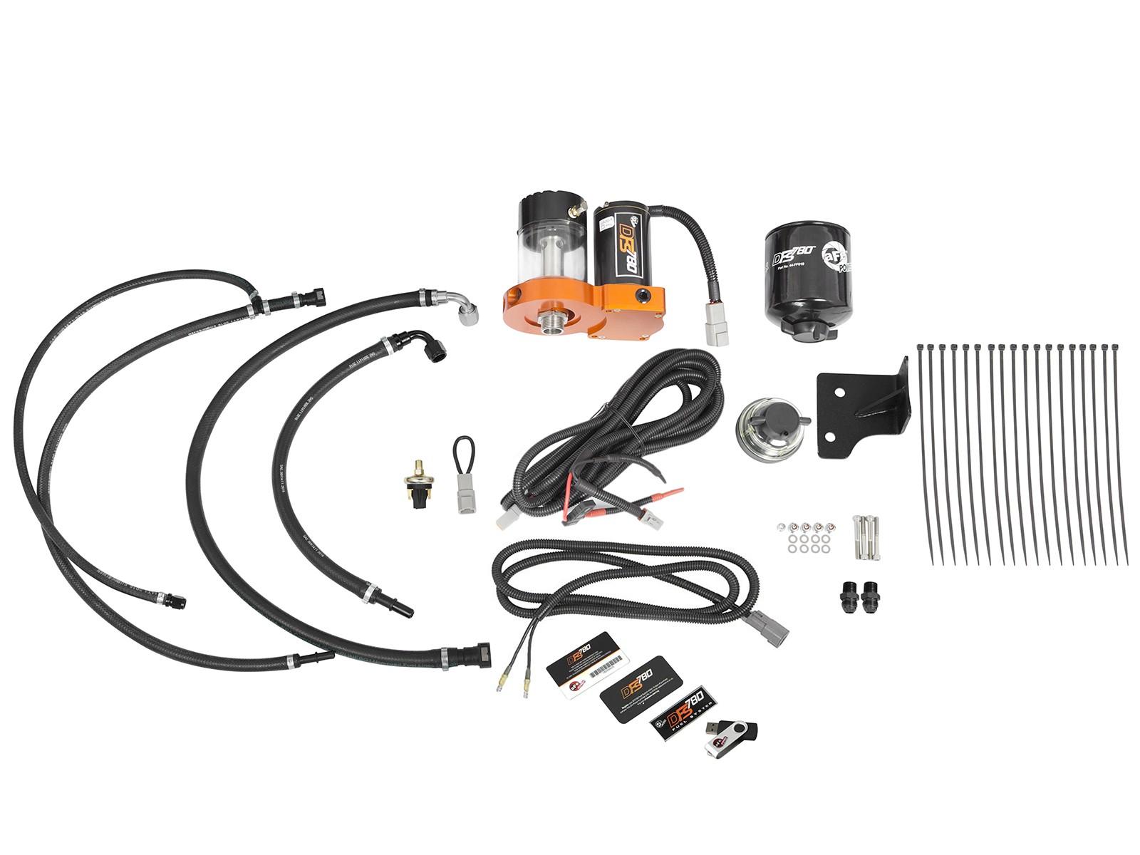 6 6l L5p Duramax Afe Dfs780 Fuel System Worldsel
