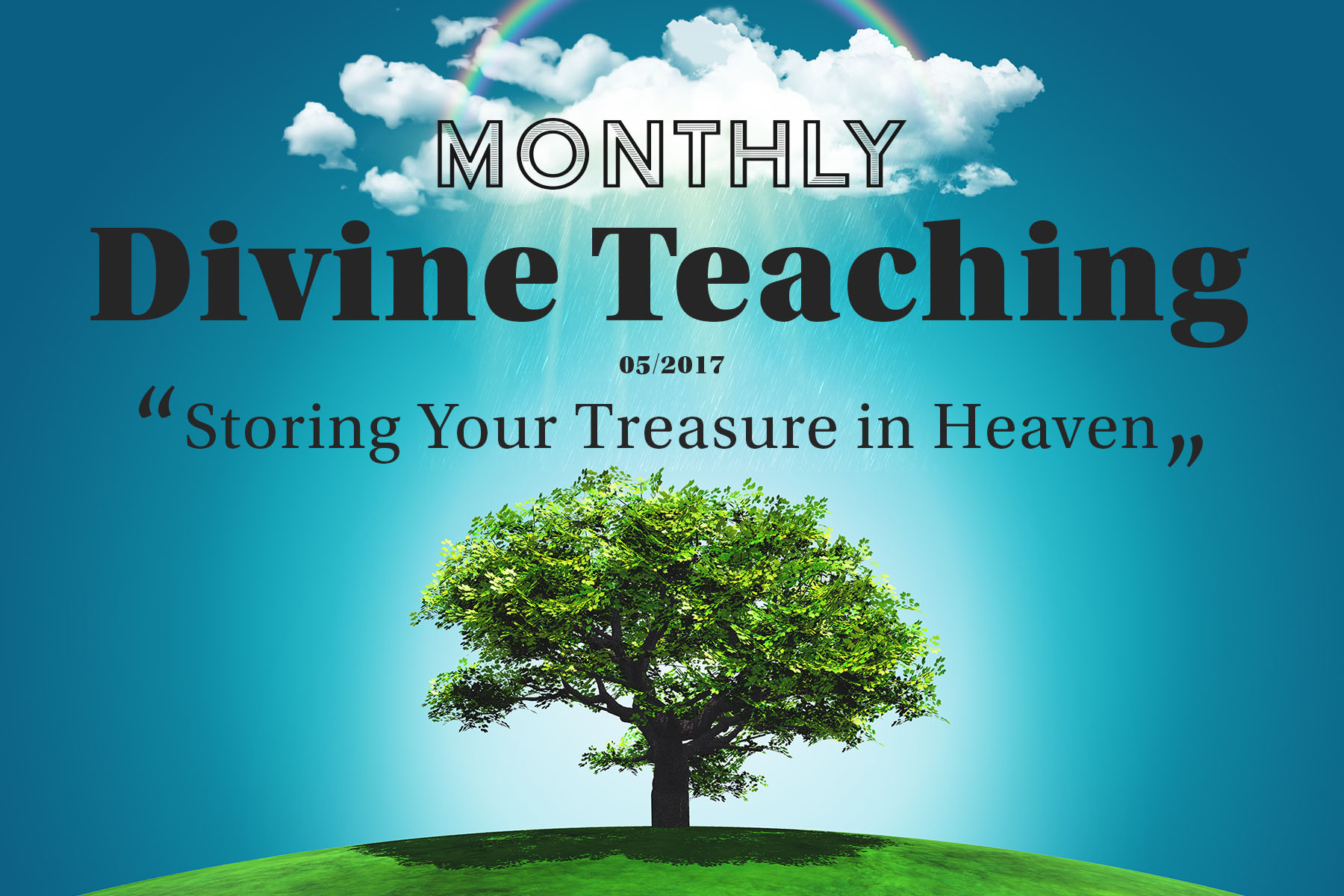 Divine Teaching of May 2017