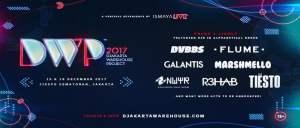 DWP DJakarta Warehouse Project, DJ Festival, Event Information