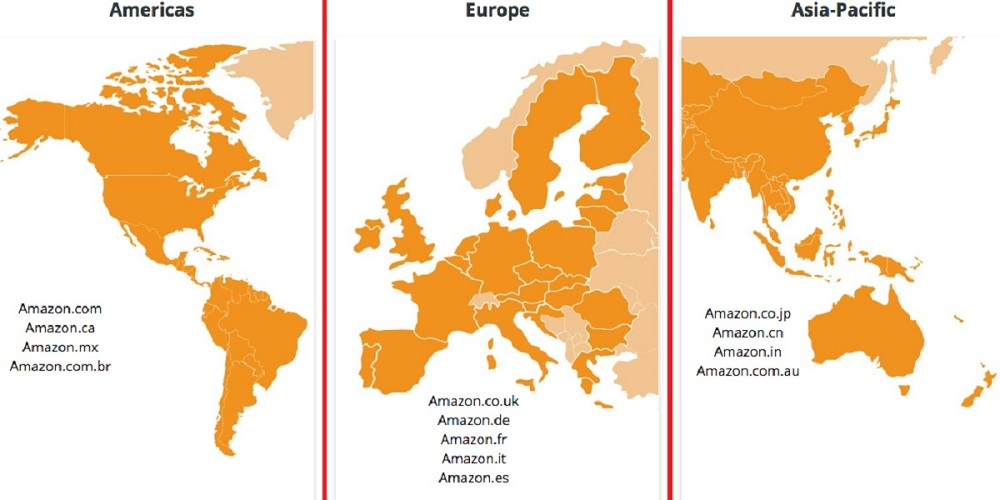 Sellers looking for the answer to how to open store on Amazon Europe are asking which countries they can sell.