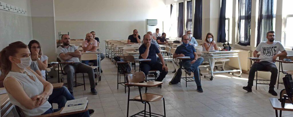 """WBS, UÜ ve BEBKA işbirliği ile """"E-İhracat Uzmanlığı Eğitimi"""" düzenlendi."""