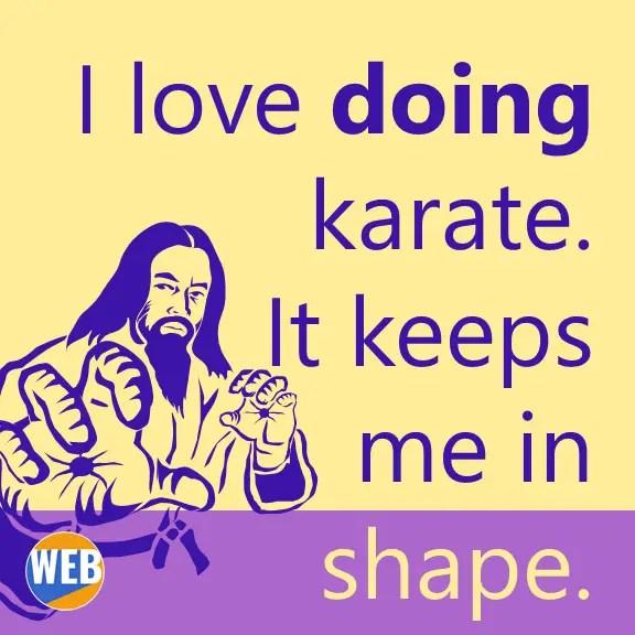Do karate - PLAY DO GO