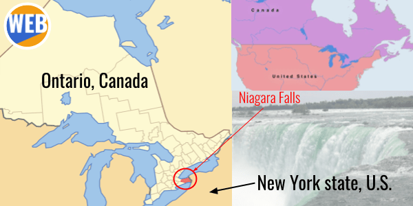 Talk using real English - Niagara Falls