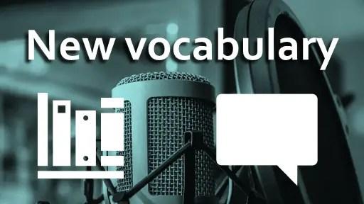 Natural English Listening QUARANTINE vocabulary