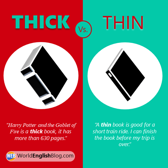 Thick and Thin