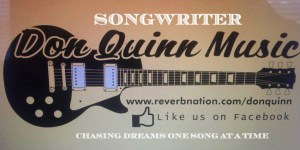 Don Quinn – Songwriter
