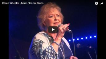 Karen Wheeler- Mule Skinner Blues
