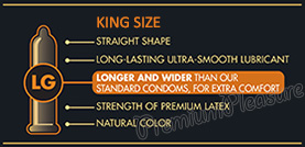 SKYN King Size condoms
