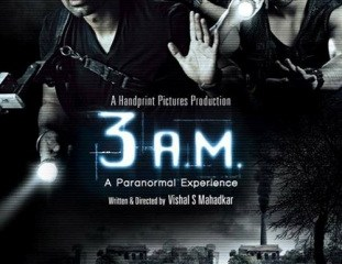 3 A.M: A Paranormal Experience (2014) Hindi Movie Free Download 480p 300MB