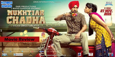 Mukhtiar Chadha (2015) Punjabi Full Movie Watch Online 480p