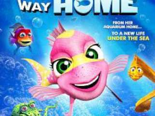Izzies Way Home 2016 English HDRip 720P